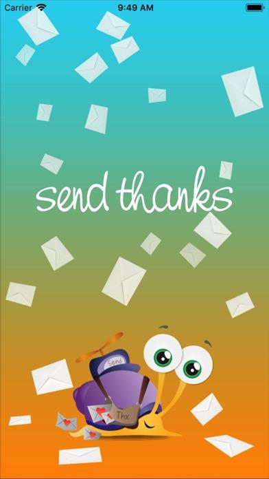 SendThanks.com screenshot one
