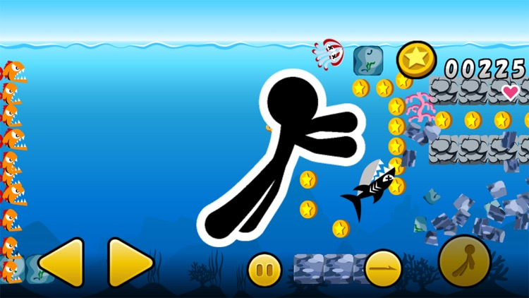 Swimming Coins