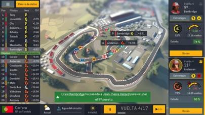 Screenshot for Motorsport Manager Mobile 2 in Ecuador App Store