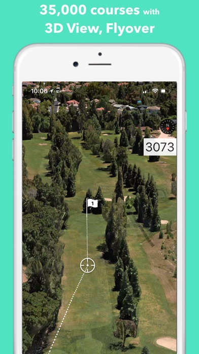 Golf GPS ++ Screenshots