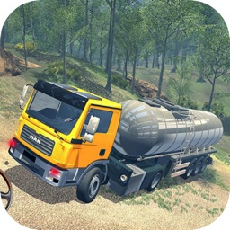 Oil Tanker Truck Sim