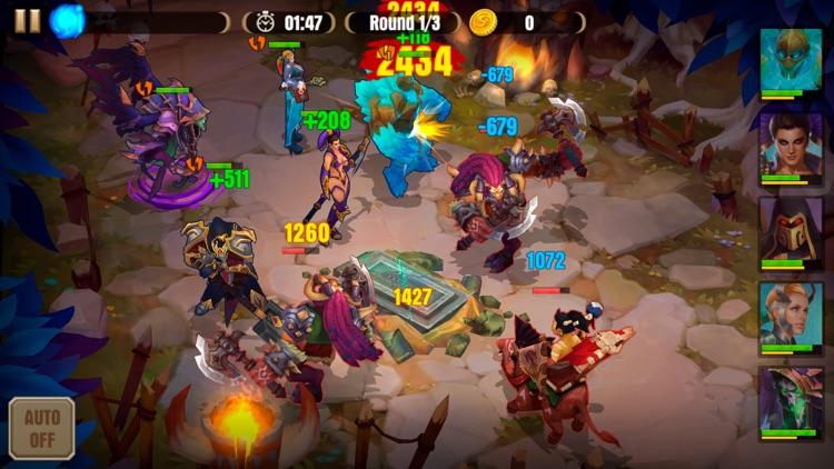 Juggernaut Wars – Action MOBA screenshot-9