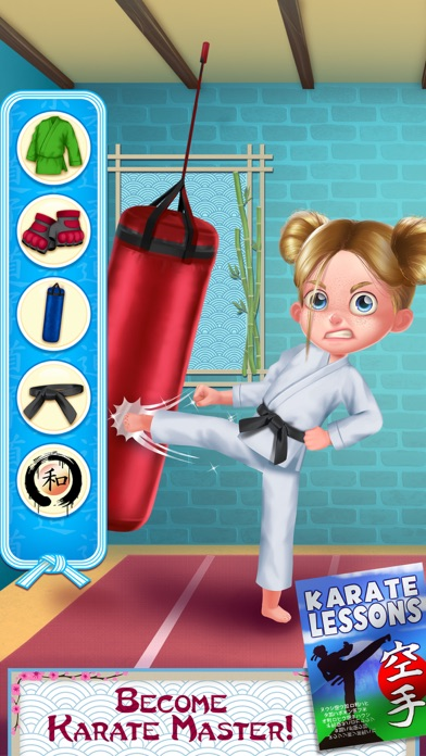 Karate Girl vs. School Bully screenshot 5