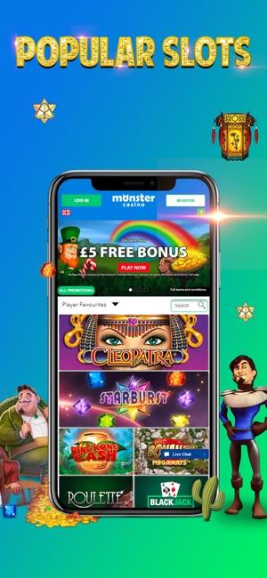 monster casino online casino on the app store rh apps apple com