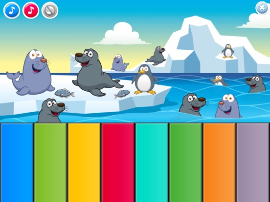 Piano Baby Games for Girls & Boys one year olds screenshot 8