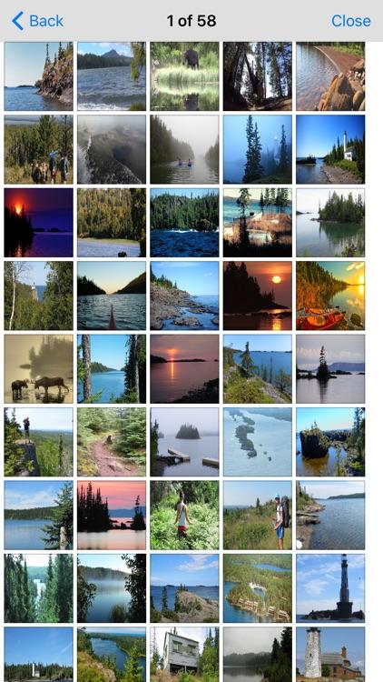 Michigan - State Parks Guide screenshot-3