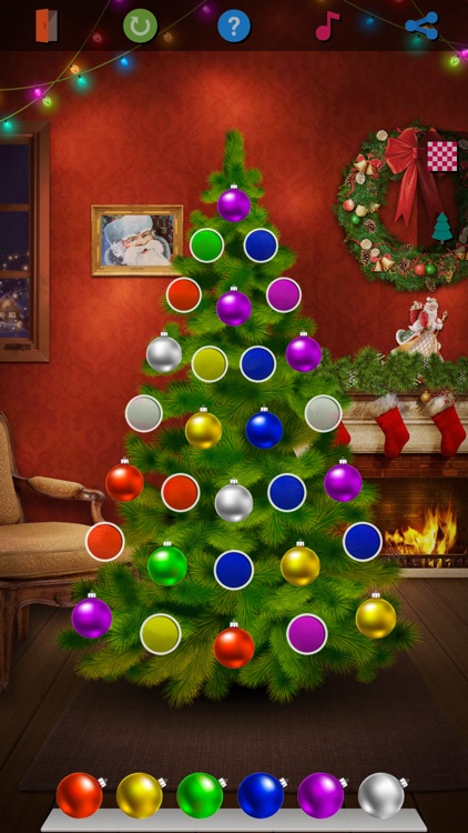 Christmas Tree - Match It Game screenshot-3