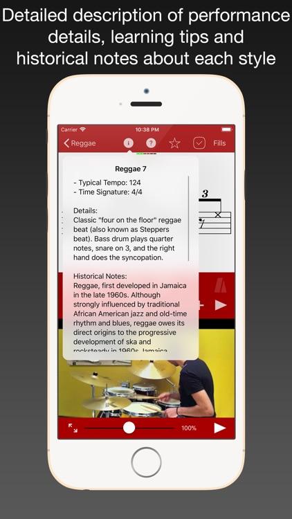 Drum School Lite screenshot-4