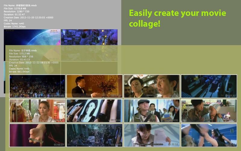 Movie Thumbnails Maker Screenshots