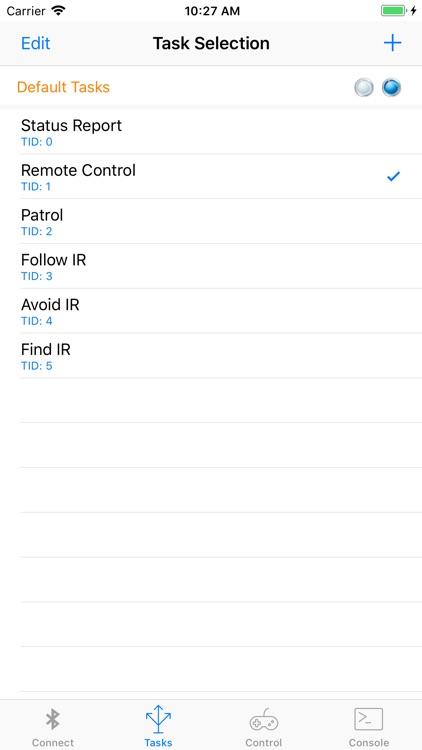 AVA BLE Remote