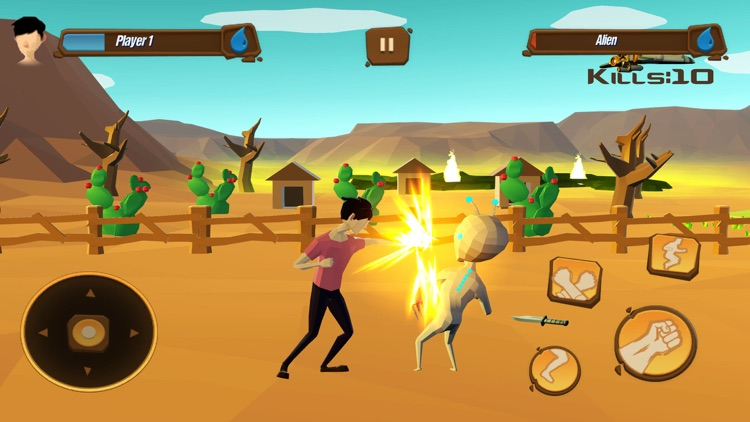 Planetboy – Clash with Aliens screenshot-3