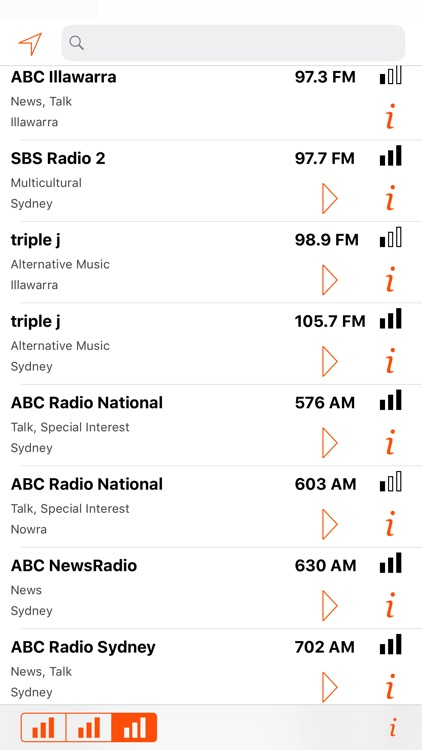 Radio Guide Australia Lite screenshot-0
