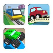 Trains, Cars & Monster Trucks
