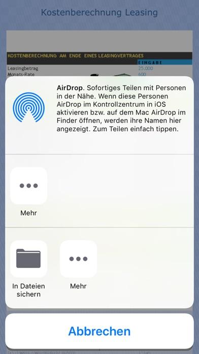 Vorlagen für NumbersScreenshot von 7