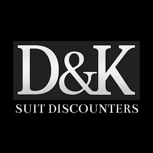 D&K Suit Discounters iOS App