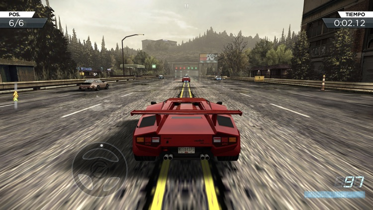 Need for Speed™ Most Wanted screenshot-3