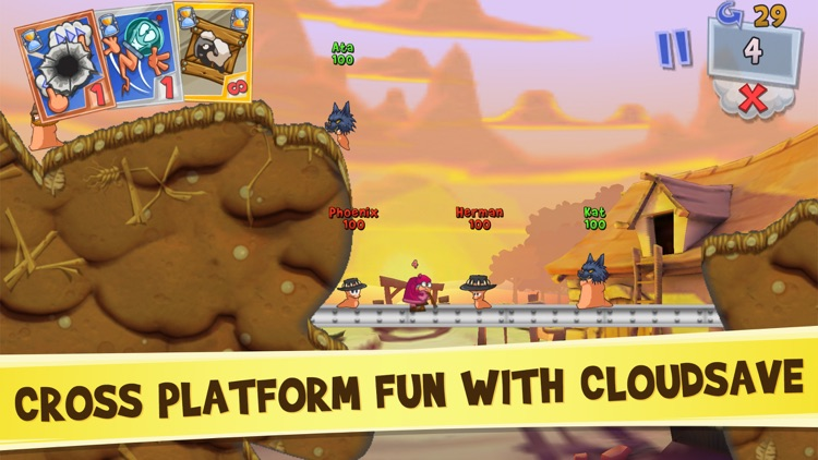 Worms3 screenshot-3