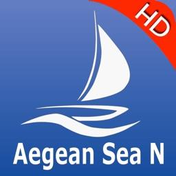 Aegean N. Nautical Charts Pro