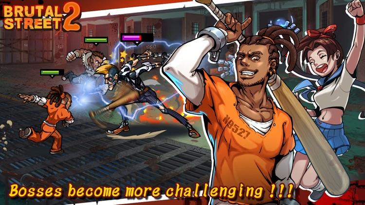 Brutal Street 2 screenshot-4