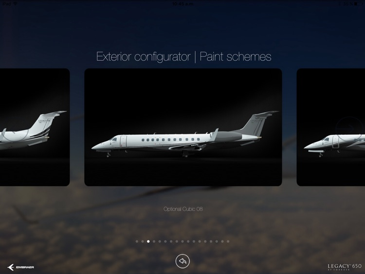 Legacy 650 Configuration Tool screenshot-4