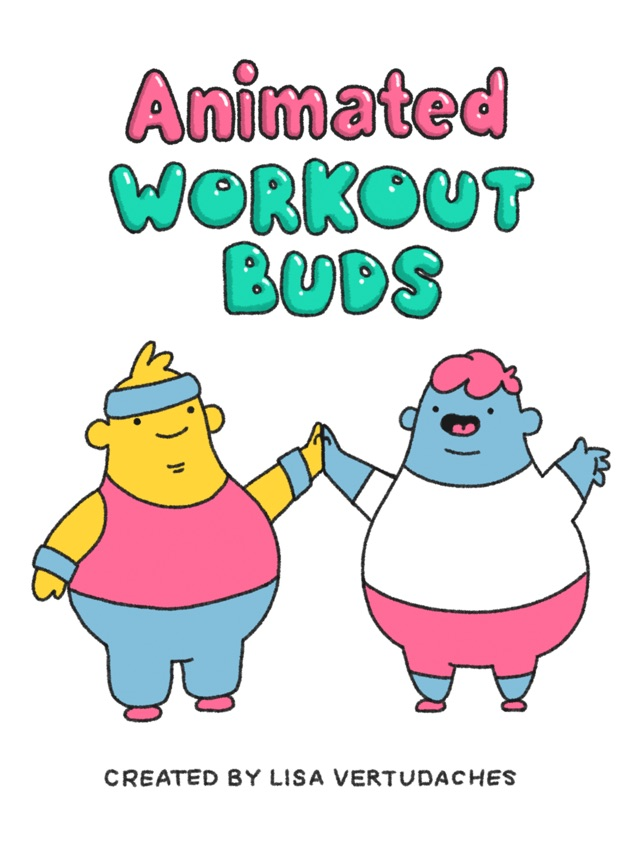 Workout Buds Screenshot