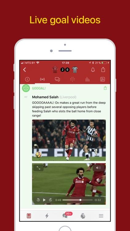 Liverpool Live — Goals & News