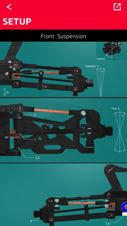 RC Car Setup 1/8 TT screenshot-6
