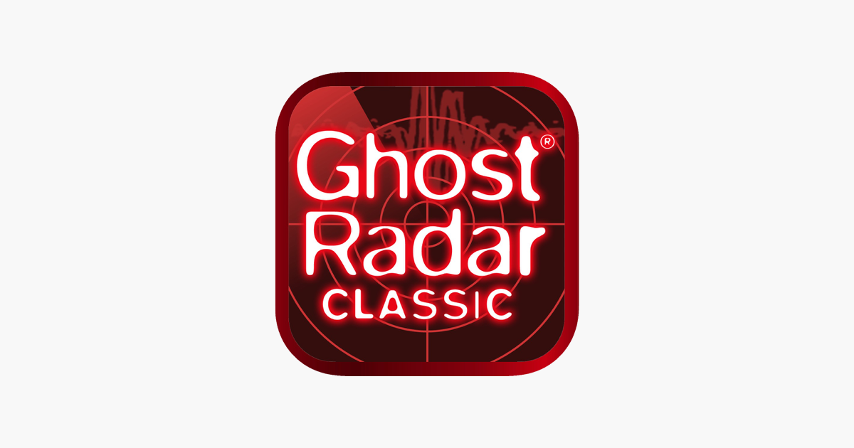 Ghost Radar Classic On The App Store