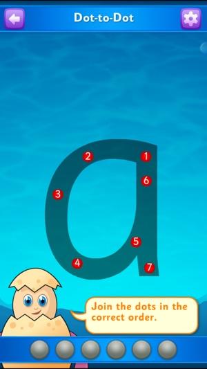Eggy Alphabet Screenshot