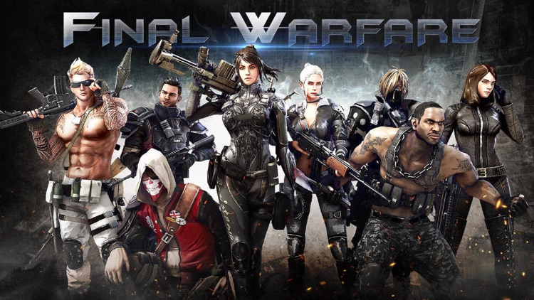 Final Warfare - Real Time FPS