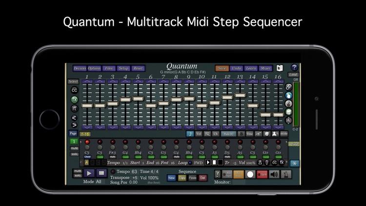 Quantum Sequencer screenshot-0