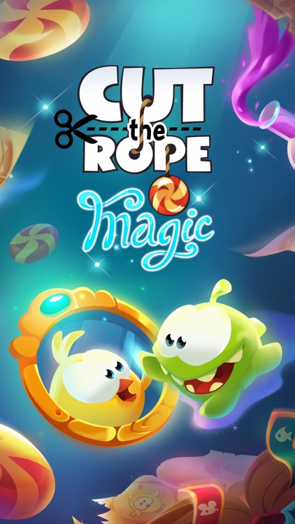 Cut the Rope: Magic GOLD screenshot-0