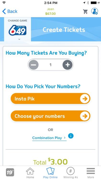 Atlantic Lottery Mobile
