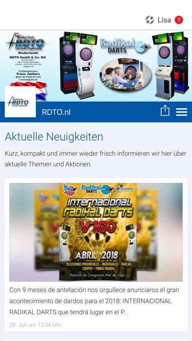 nl.RadikalDarts.de screenshot 1
