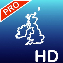 Aqua Map UK Ireland Marine GPS
