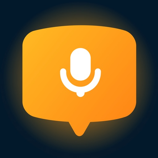 Voice Dictation for Pages iOS App