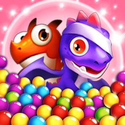 Dragon Pop - Bubble Shooter
