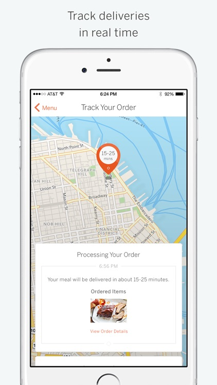 Munchery - Healthy Food Delivery Service screenshot-4