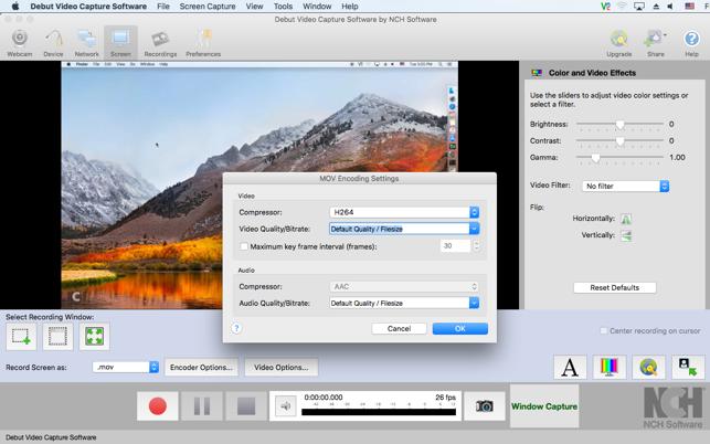 video capture software mac vhs
