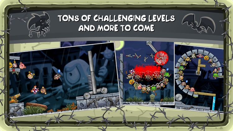 Roly Poly Monsters screenshot-4