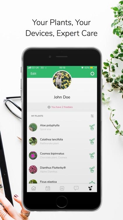 SmartPlant: Identify & Care