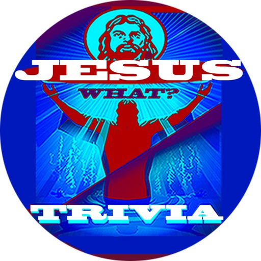 JesusWhat? 5000+ Biblical Game icon