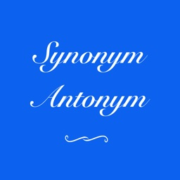 English Synonym and Antonym