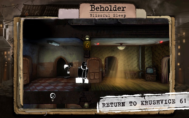 Beholder. Blissful Sleep screenshot 3