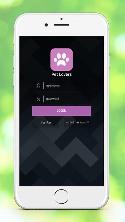 Pet Lovers - Ask pet questions screenshot-3