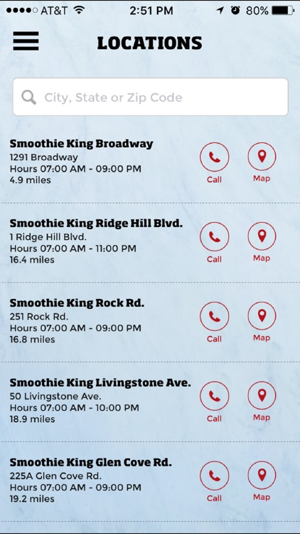 Smoothie King Rewards screenshot-3