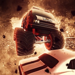 Monster Truck Racing Game-s 3D