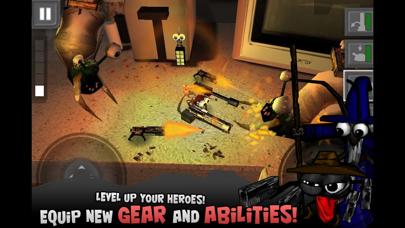 Bug Heroes Deluxe screenshot three