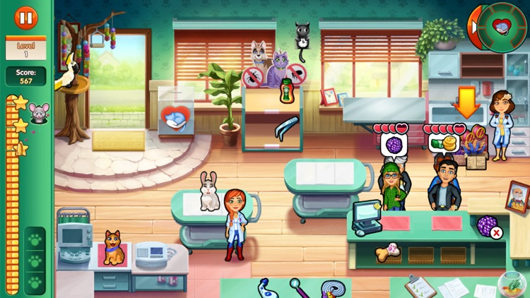 Dr. Cares - Amy's Pet Clinic screenshot-4