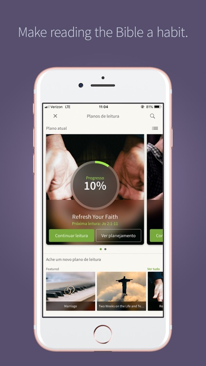 NIV Bible App + screenshot-4